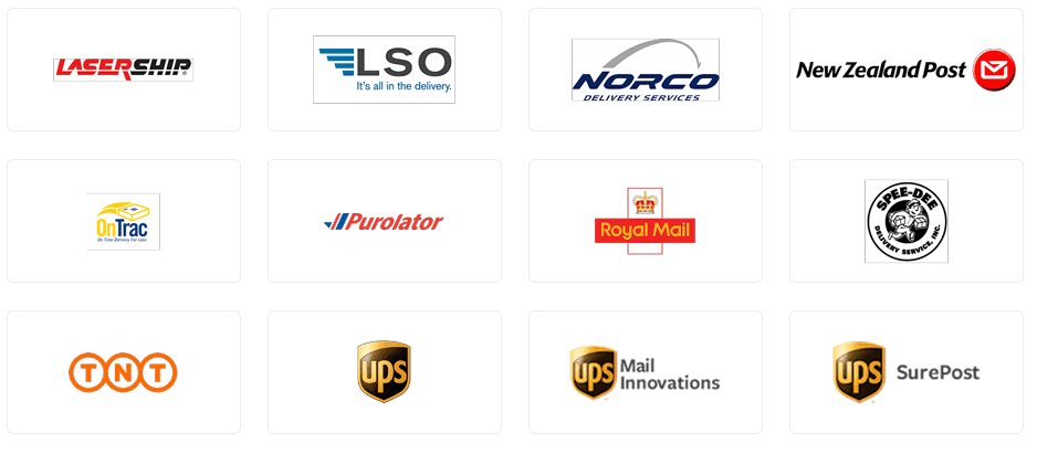 Zoho Inventory shipping software integration